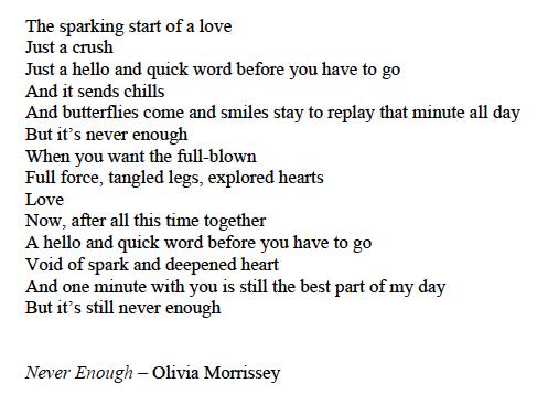 never-enough