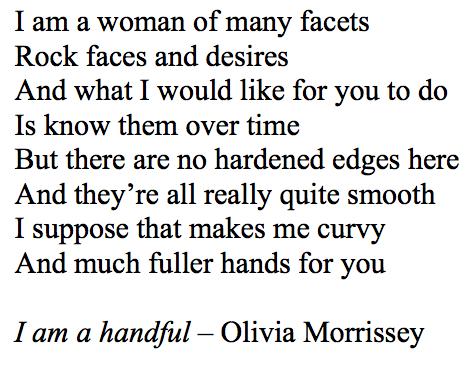 I am a handful